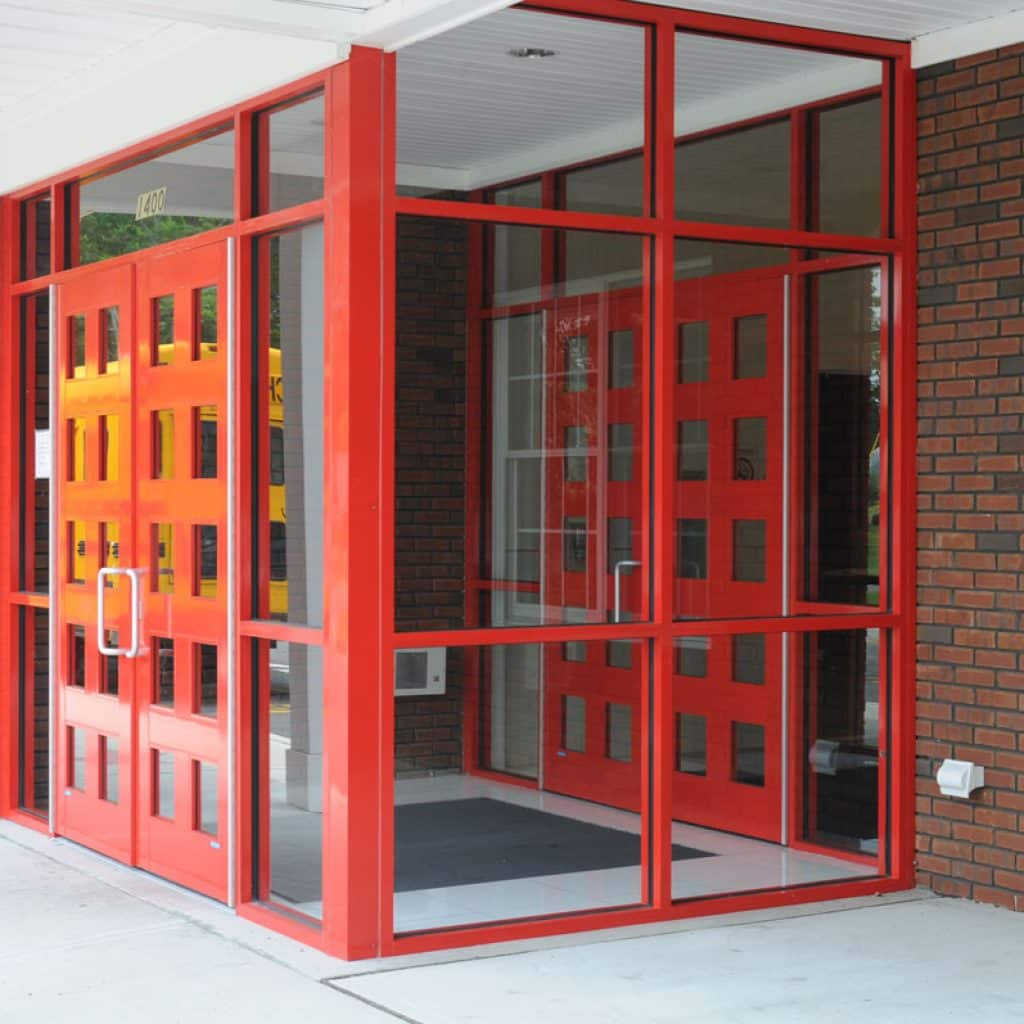 Entranceways & Doors