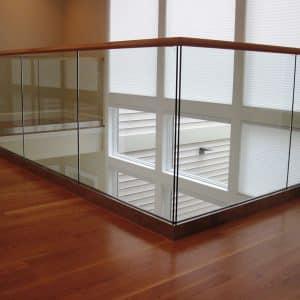 Residential Glass Railings